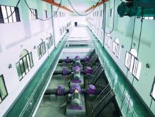 食品级阳离子聚丙烯酰胺-自来水厂