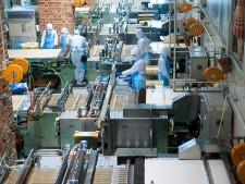 食品级阳离子聚丙烯酰胺-食品生产基地