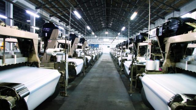 高纯度聚丙烯酰胺在纺织工业中的应用