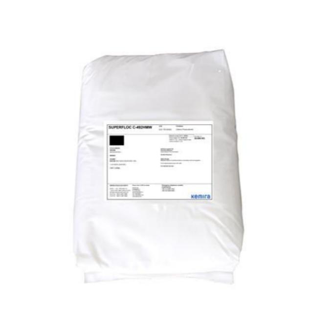 凯米拉絮凝剂-凯米拉C492HMW-进口聚丙烯酰胺-东保化工絮凝剂