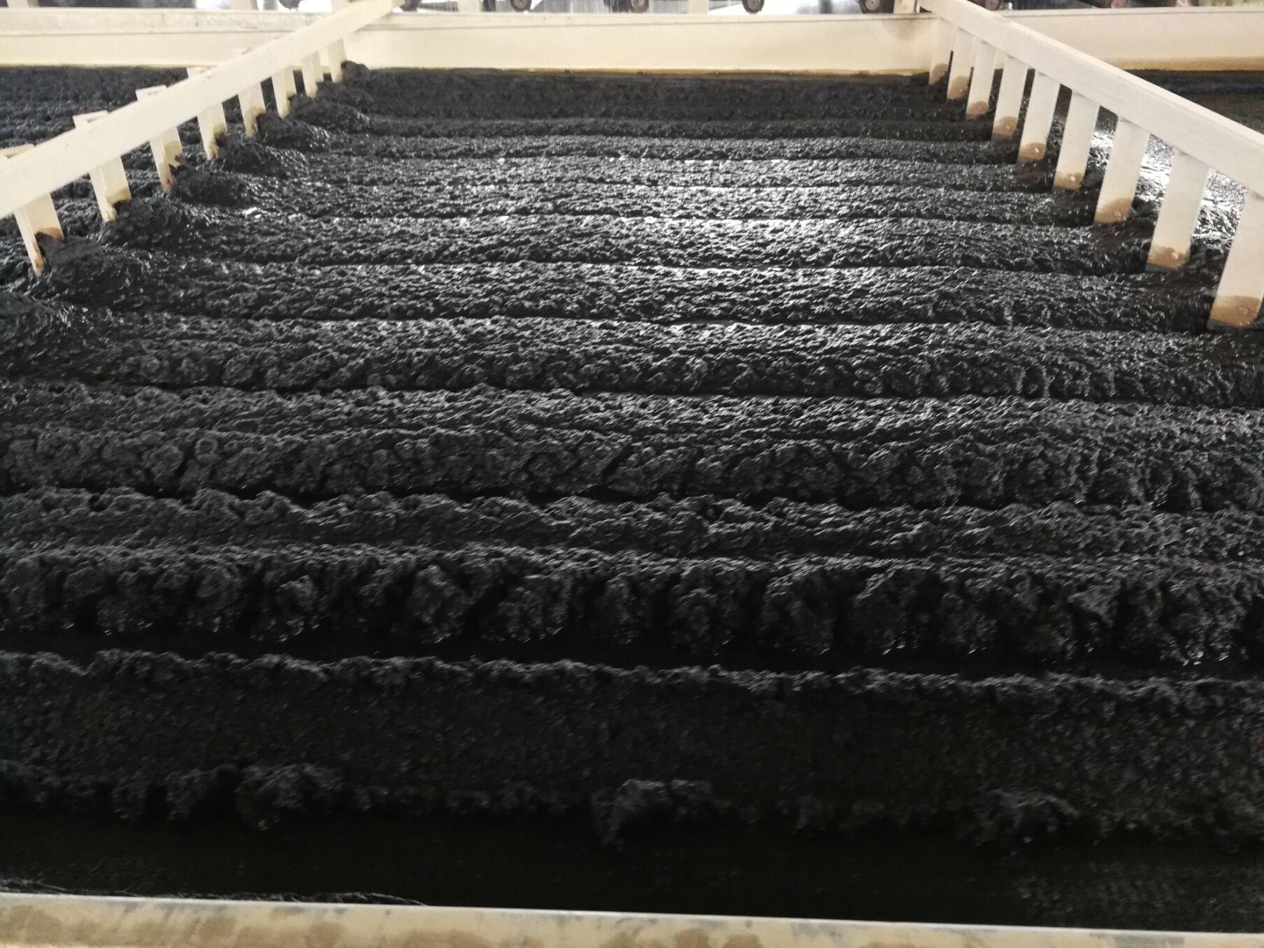 带式压滤机污泥脱水-污泥脱水用絮凝剂-污水厂聚丙烯酰胺-东保絮凝剂